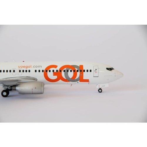 Gemini Jets 1:200 GOL B737-800