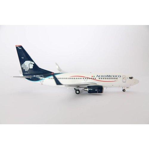 Gemini Jets 1:200 AeroMexico B737-700