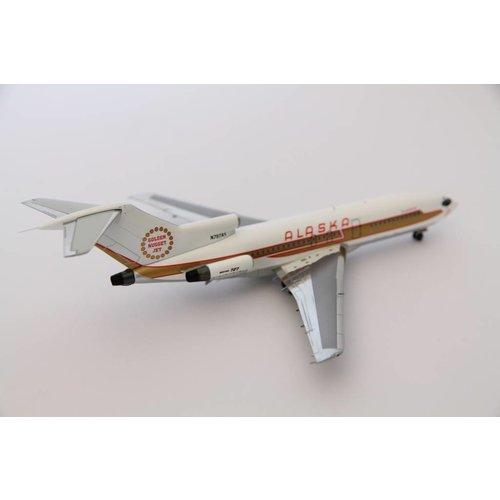 "Gemini Jets 1:200 Alaska ""Golden Nugget"" B727-100"