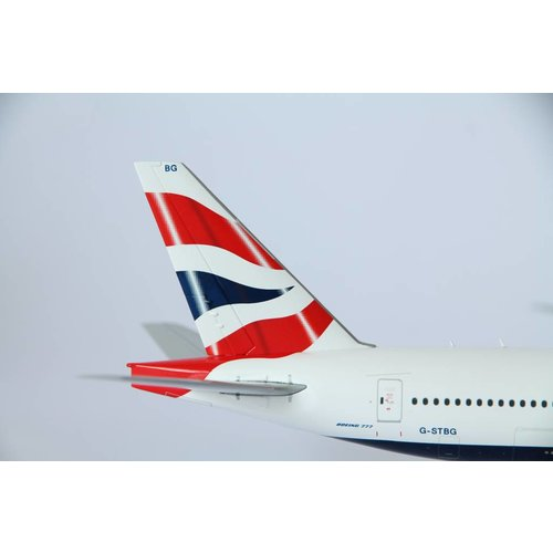 Gemini Jets 1:200 British Airways B777-300