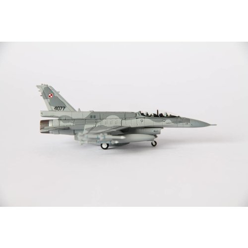 Herpa 1:200 Polish Air Force Lockheed F-16