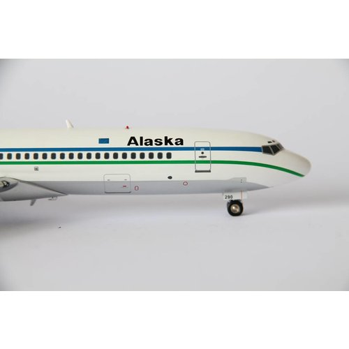 Inflight 1:200 Alaska B727-200