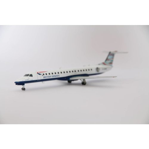 Inflight 1:200 British Airways ERJ145