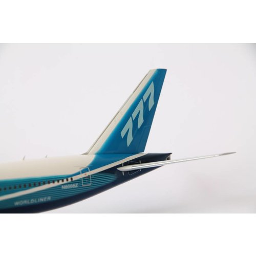 JC Wings 1:200 Boeing House Color B777-200LR