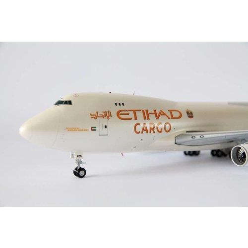 JC Wings 1:200 Etihad B747-400F