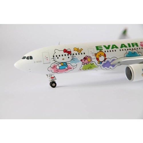 """JC Wings 1:200 EVA Air """"Hello Kitty"""" A330-200"""