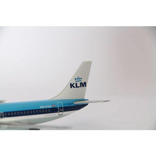 JC Wings 1:200 KLM B737-200 (Lsd Transavia)