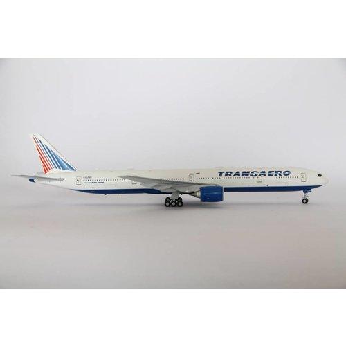 JC Wings 1:200 Transaero B777-300