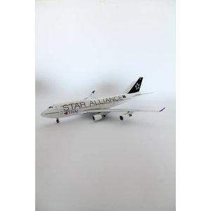"JFox 1:200 Thai ""Star Alliance"" B747-400"
