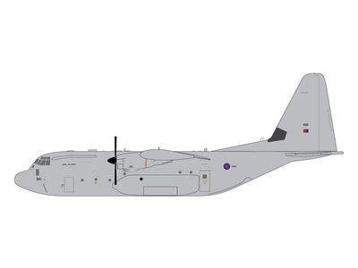 Gemini Jets 1:200 RAF C-130J Hercules