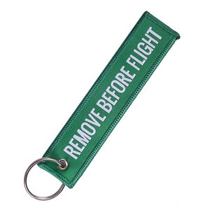 Diecast Trading Remove Before Flight Tag Groen
