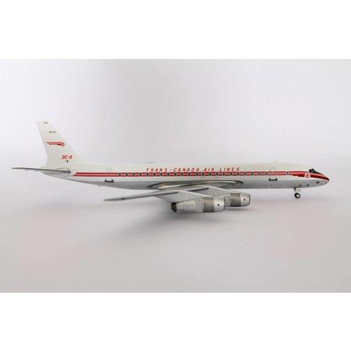 Aero Classics 1:200 Trans Canada Air Lines DC8-54 w/GSE