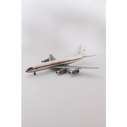 Aero Classics 1:200 Trans Canada Air Lines DC8-43 w/GSE