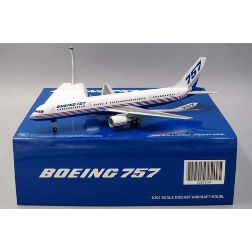 JC Wings 1:200 Boeing House Color  B757-200