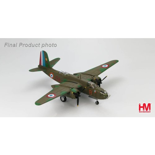 "Hobby Master 1:72 A-20 Invader Boston Mk.IV BZ443/OA-B 342 ""Lorraine"" Sqn, Free French Air Force B.50 Vitry en Artois 1944"