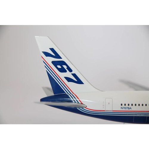 JC Wings 1:200 Boeing House Color B767-200