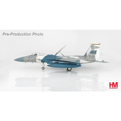 "Hobby Master 1:72 F15C Eagle USAF, ""Digital Splinter Scheme"", 78-0509, 57th Wing, 65th Aggressor Sqn., 2012"