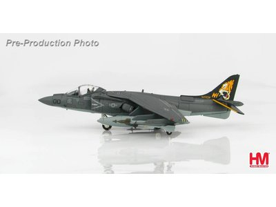 Hobby Master 1:72 Harrier II AV-8B Night Attack US Marines, BuNo 165354, VMA-542, USMC, 2016
