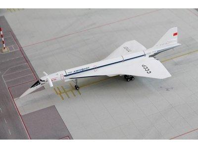 Herpa 1:200 Tupolev Design Bureau Tu144LL