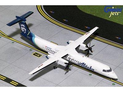Gemini Jets 1:200 Alaska Dash 8 Q-400