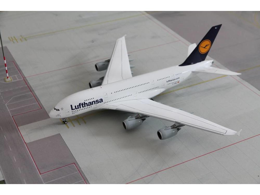 Gemini Jets 1:200 Lufthansa A380