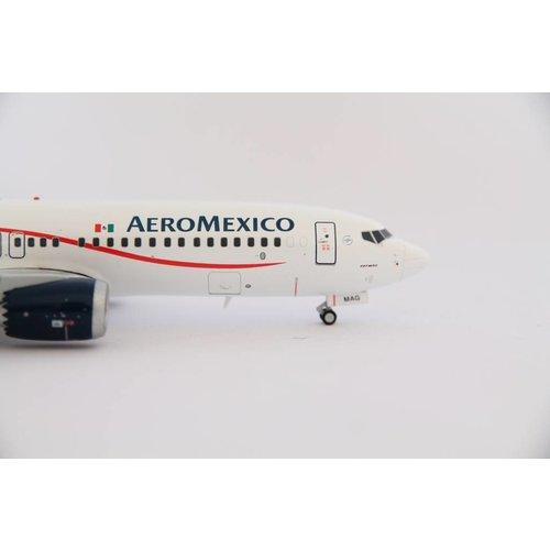 Gemini Jets 1:200 AeroMexico B737-MAX 8