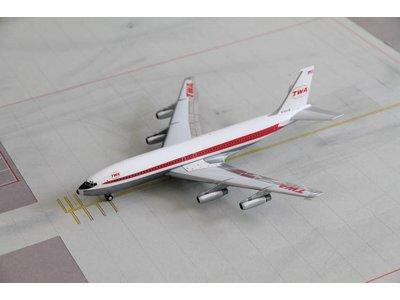 Herpa 1:200 TWA B707-320