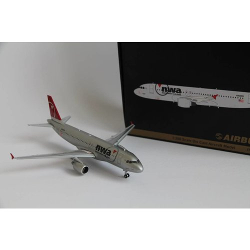 Gemini Jets 1:200 Northwest Airlines A320