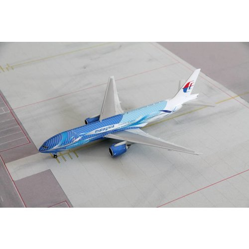"JC Wings 1:200 Malaysia Airlines ""Freedom of Space"" B777-200"