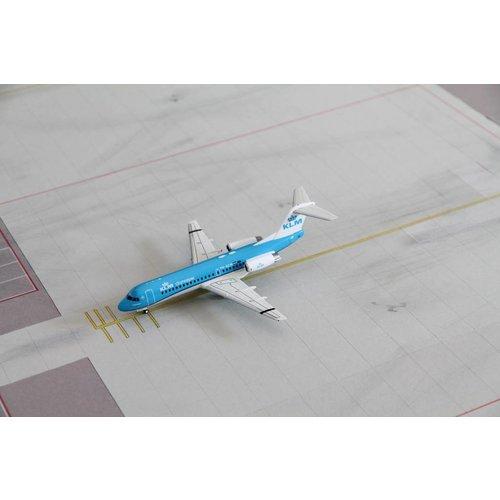 Herpa 1:200 KLM Cityhopper Fokker 70