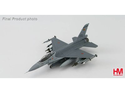 Hobby Master 1:72 Lockheed F-16AM FA-117, Belgian Air Force, 2008