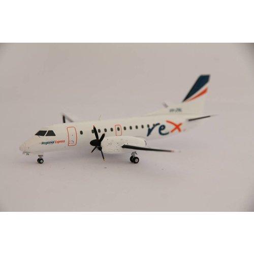 """Gemini Jets 1:200 REX """"Regional Express"""" Saab 340"""