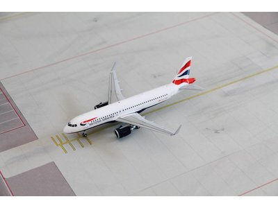 Gemini Jets 1:200 British Airways A320neo