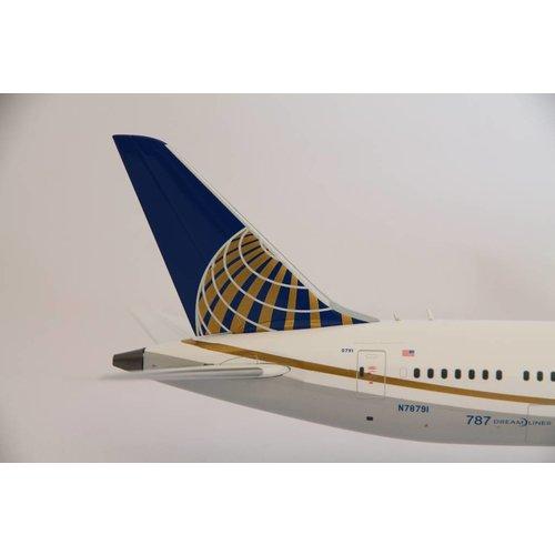 Gemini Jets 1:200 United Airlines B787-10