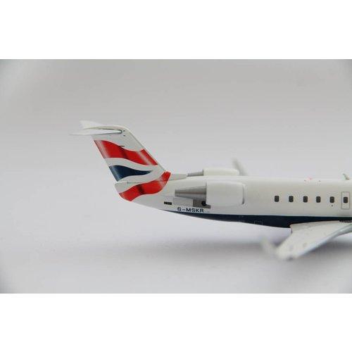 NG Model 1:200 British Airways CRJ-200