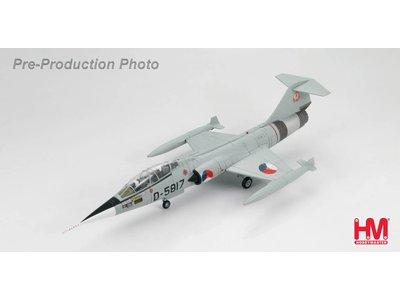 Hobby Master 1:72 Lockheed RNLAF TF-104G D-5817, Training en Conversie Afdeling, late 1960s - Copy
