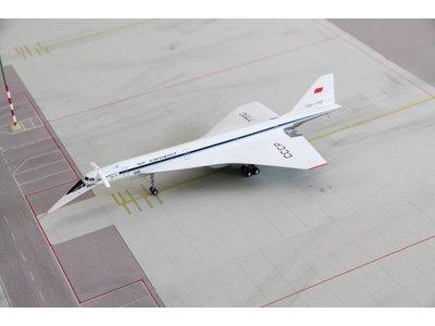 Herpa 1:200 Aeroflot Tu144S