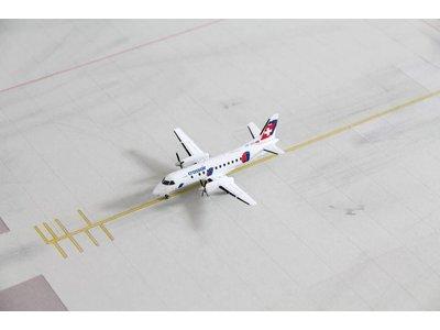 Herpa 1:200 Crossair Saab 340