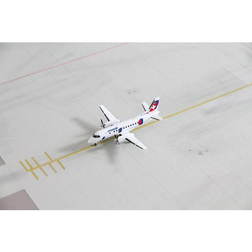 Herpa 1:200 Crossair Saab 340