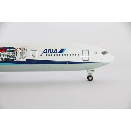 """JC Wings 1:200 ANA """"Gundam"""" B777-300"""