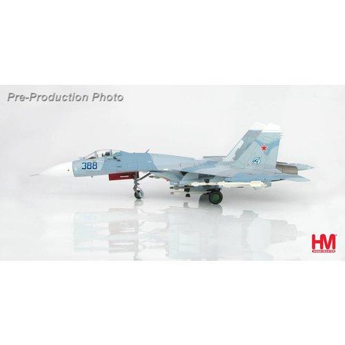 Hobby Master 1:72 Sukhoi Su27 Flanker B Russan Air Force, B388, Paris le Bourget, 1989