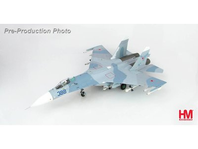 Hobby Master 1:72 Sukhoi Su27 Flanker B Russan Air Force, B388, Paris le Bourget, 1989