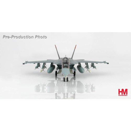 "Hobby Master 1:72 F/A18E Hornet US Navy, 166776, VFA-31, Dec 2008 ""Santa CAG"""