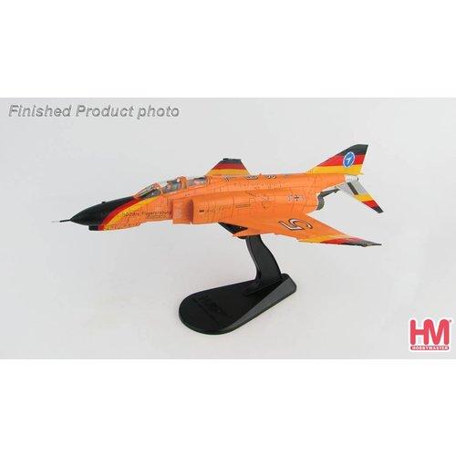 Hobby Master 1:72  F4E Phantom, Luftwaffe, German Air Force, 37+16, 50 Jahre Flugerprobung, WTD 61, September 2007