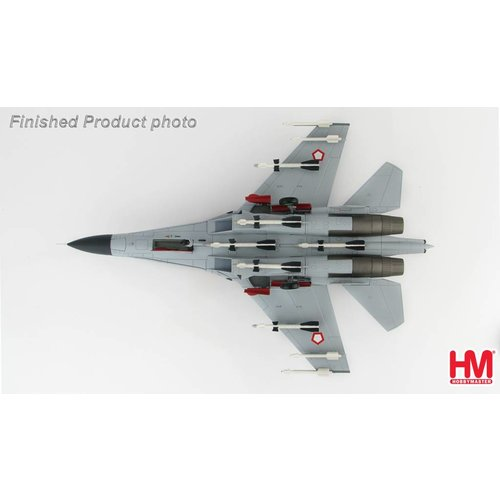 Hobby Master 1:72 Sukhoi Su27SK Flanker B TS-2702, 11th Squadron, Indonesian Air Force, 2003