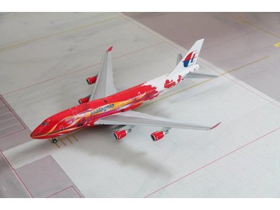 BBOX 1:200 Malaysia Airlines B747-400
