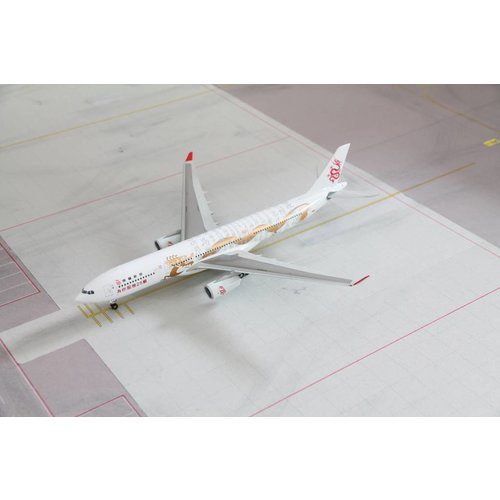 "JC Wings 1:200 Dragonair ""25th Anniversary"" A330-300"