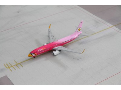 """JC Wings 1:200 NOK """"Pink"""" B737-800"""