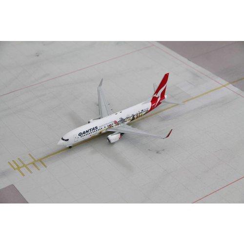 """JC Wings 1:200 Qantas """"Geelong"""" B737-800"""