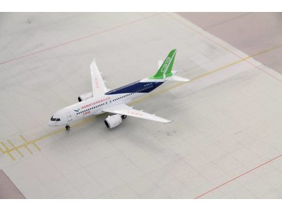 NG Model 1:200 Comac House Livery C919